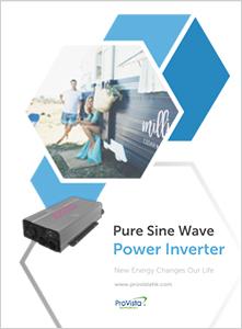 Power Inverter catalogue